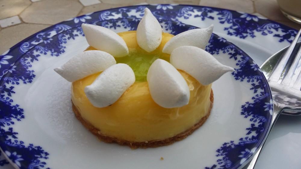 Tarte aux 2 citrons et ses meringues.