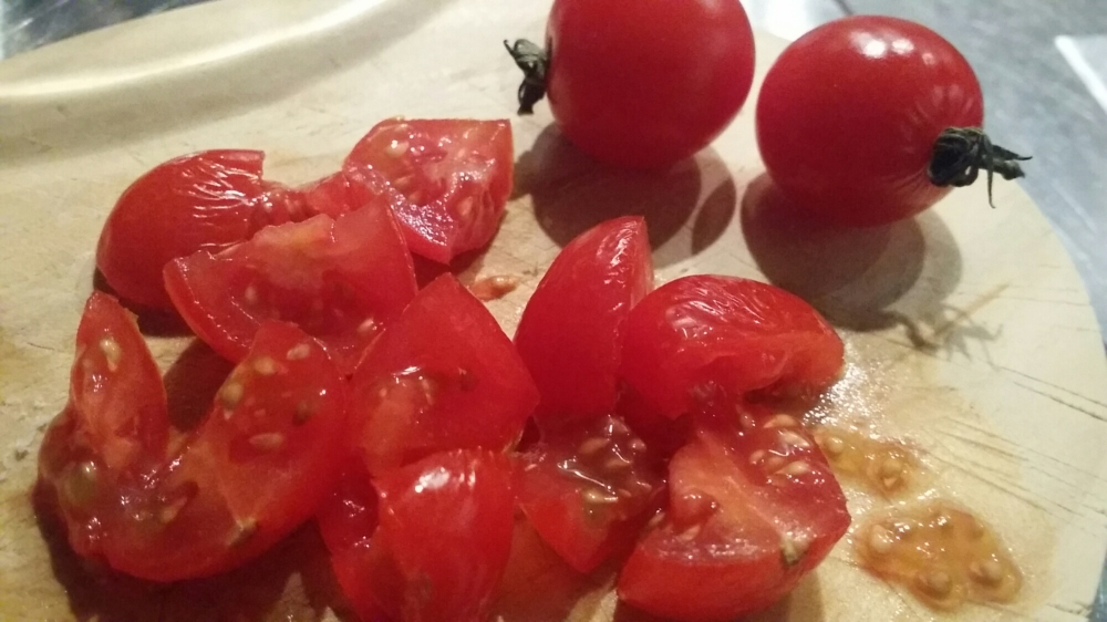 Couper vos tomates...
