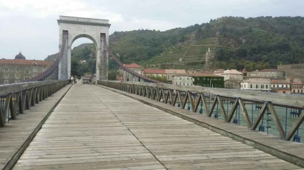 Ne pas hésiter à s'éloigner des quais du Rhône...