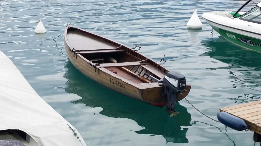 petite barque...