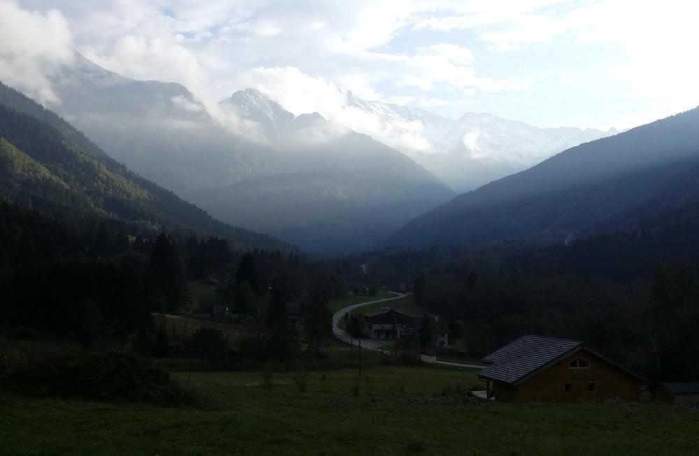 Dans le massif de Belledonne...