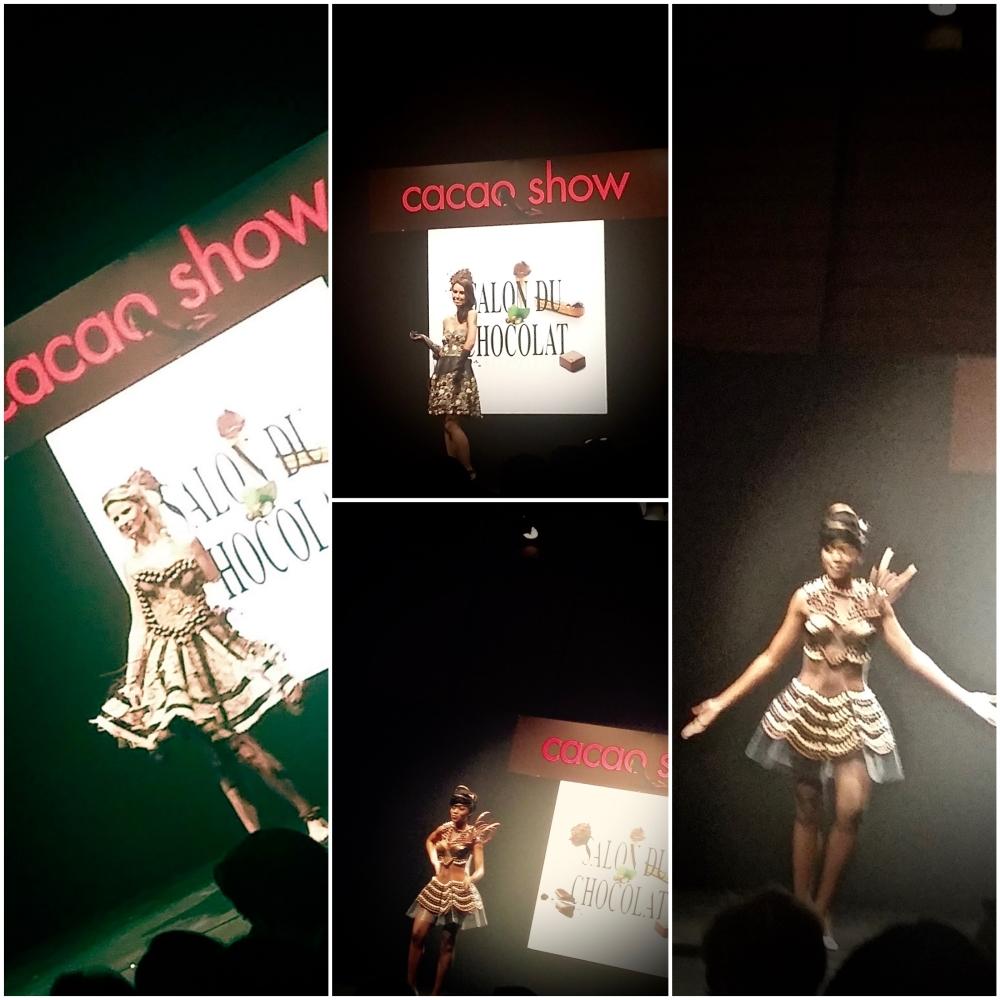 Show cacao