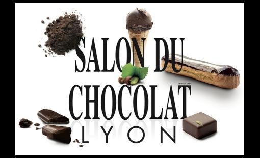 Salon du Chocolat de Lyon (6 au 8 novembre 2015)