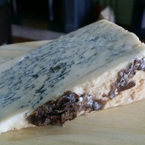 fromage bleu cremeux italien