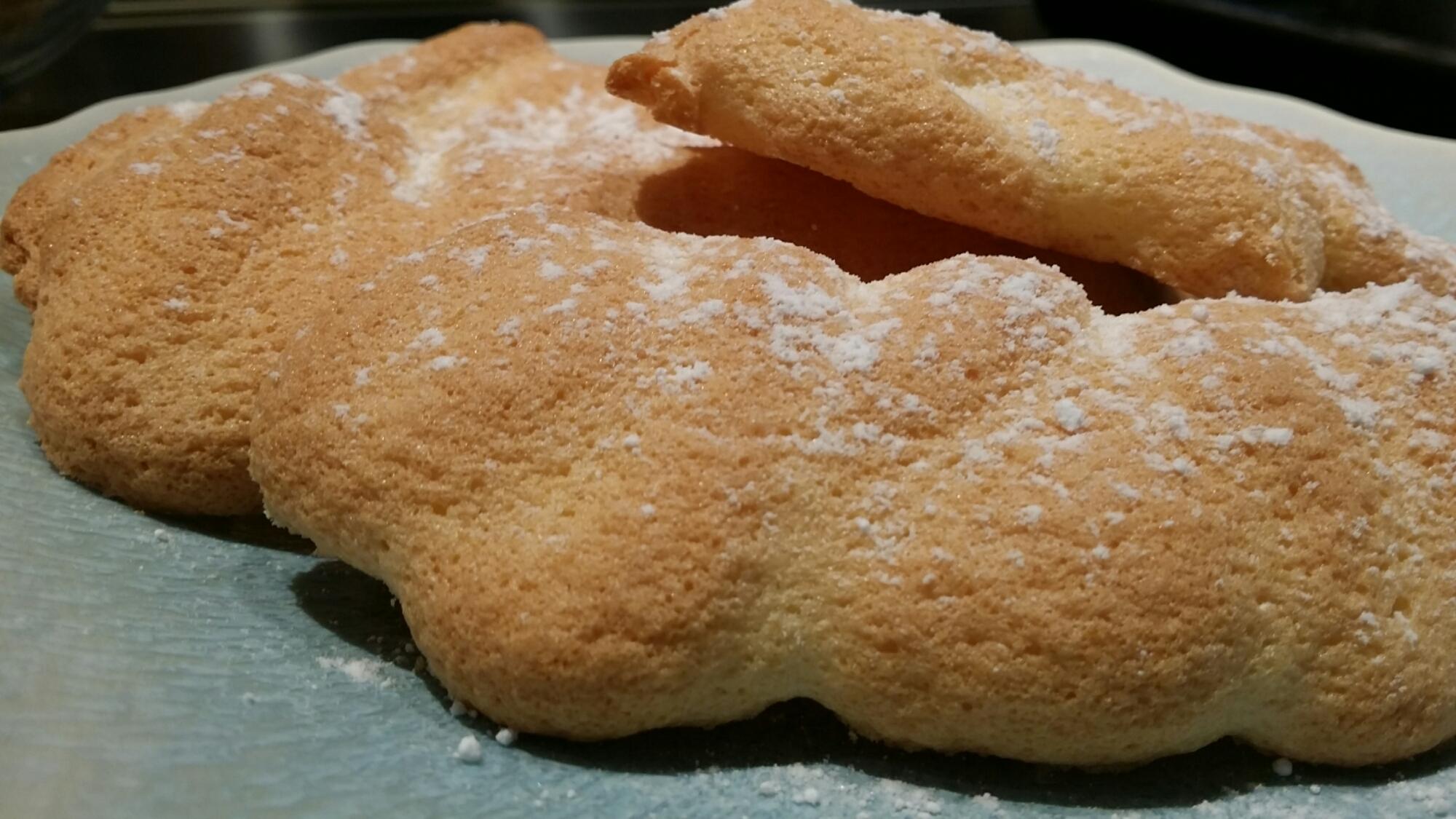 le Biscuit à la Cuillère