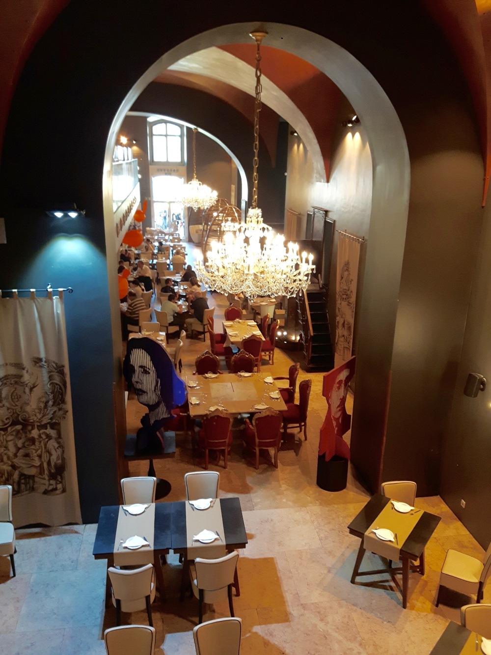 Museu da Cerveja.