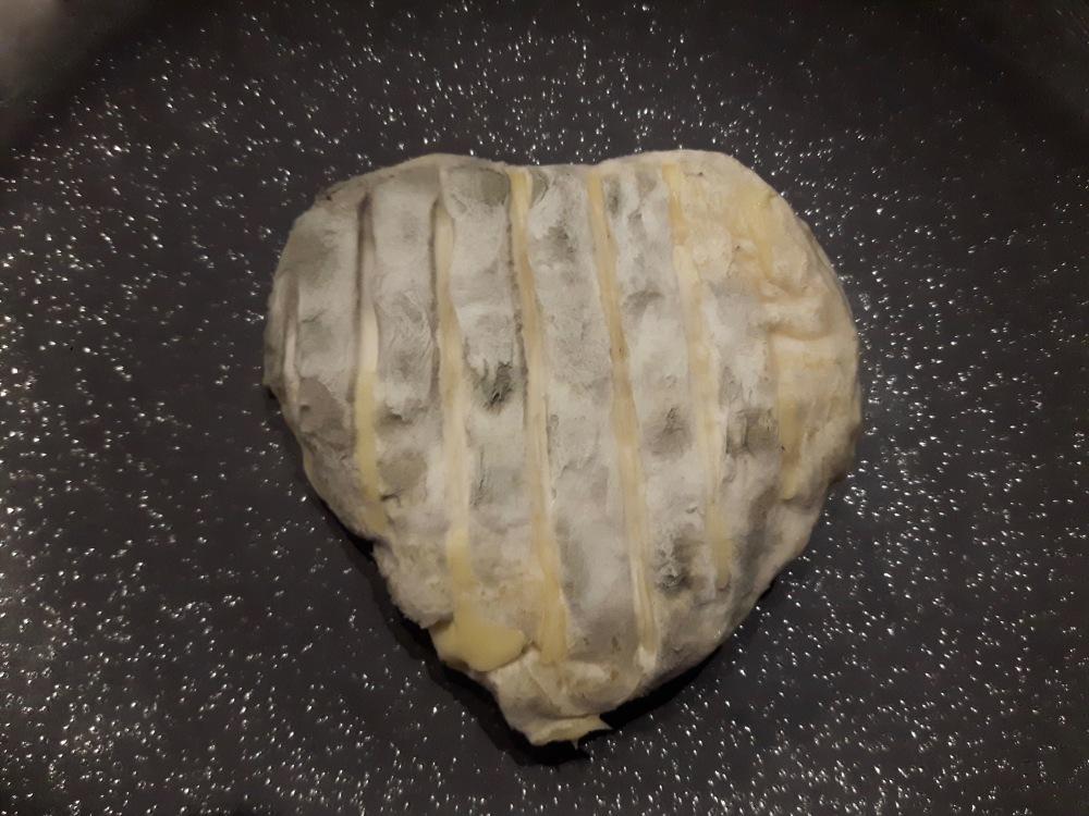 Coeur de fromage...fromage en coeur.