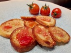 «Pan con tomate» à la mode LGD.