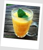 [Plan canicule oblige!] Cocktail frappé au melon et nectarine «THECRAZYOVEN»