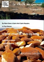 [Nouveau magazine!] «Le Bla-Bla des Gourmands!»