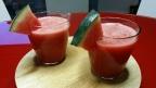[Encore soif?] Fresh pastèque.