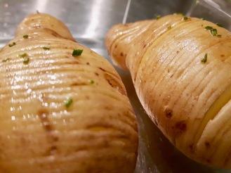 Pommes de terre à la suédoise.