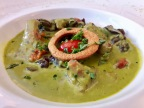[Déjeuner en famille!] Restaurant Vidal – Jean-Pierre Vidal – (Saint-Julien-Chapteuil) «MMM».
