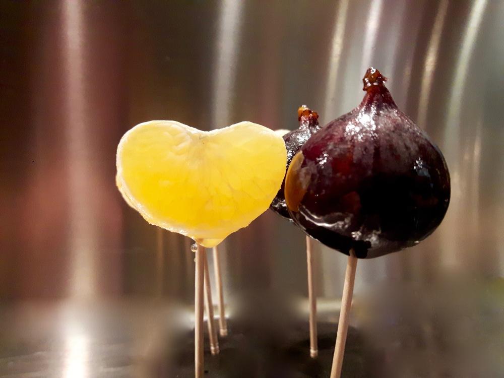"""Mandarine et figue """"d'amour""""!"""