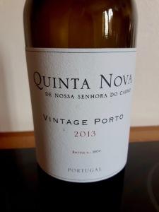 Porto Vintage Quinta Nova (2013)