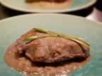 [Inspiration Bernard Loiseau] Pavé de foie de veau en cocotte.