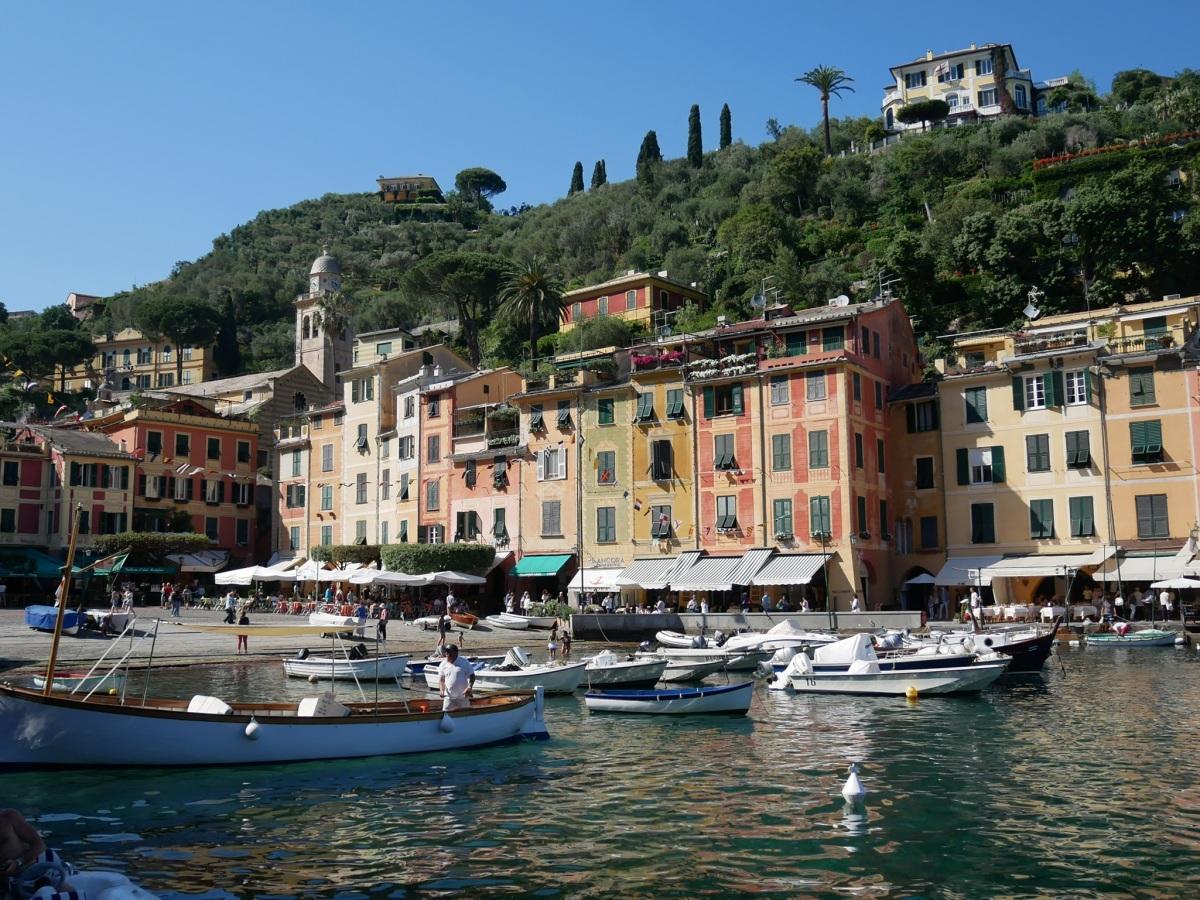 Encore un peu d'Italie...Portofino.