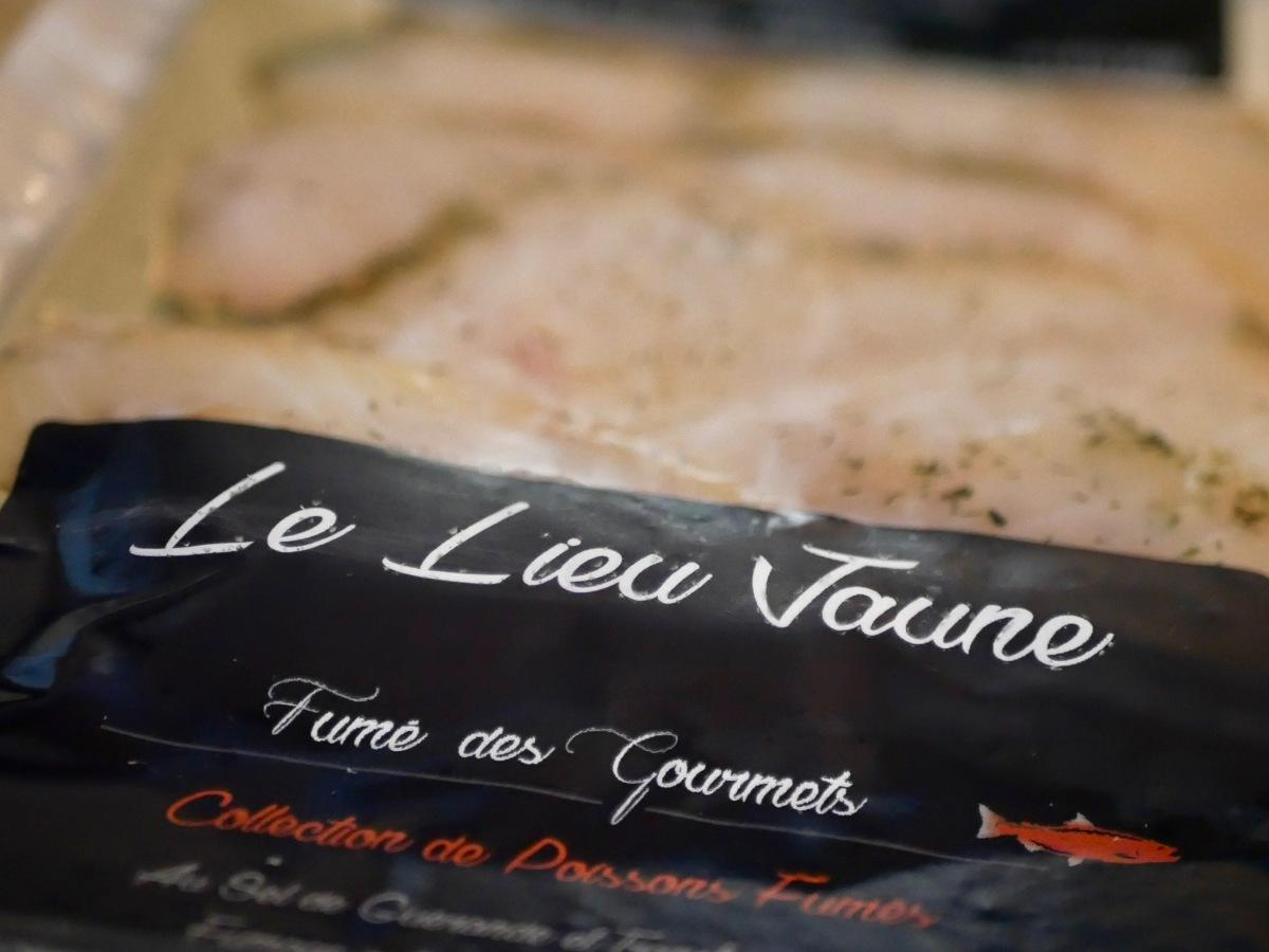 """""""Le fumé des Gourmets"""" - Marc Foulon (Vienne)."""