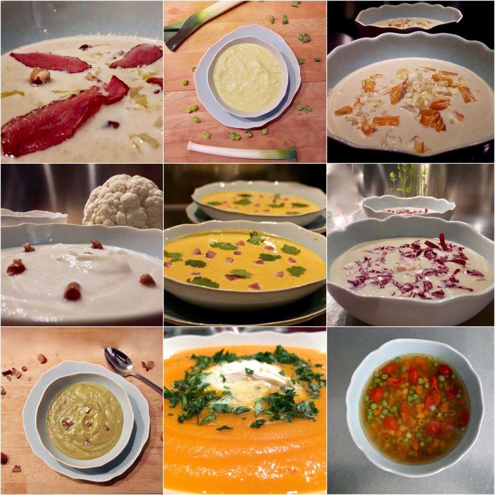 Mix soupes