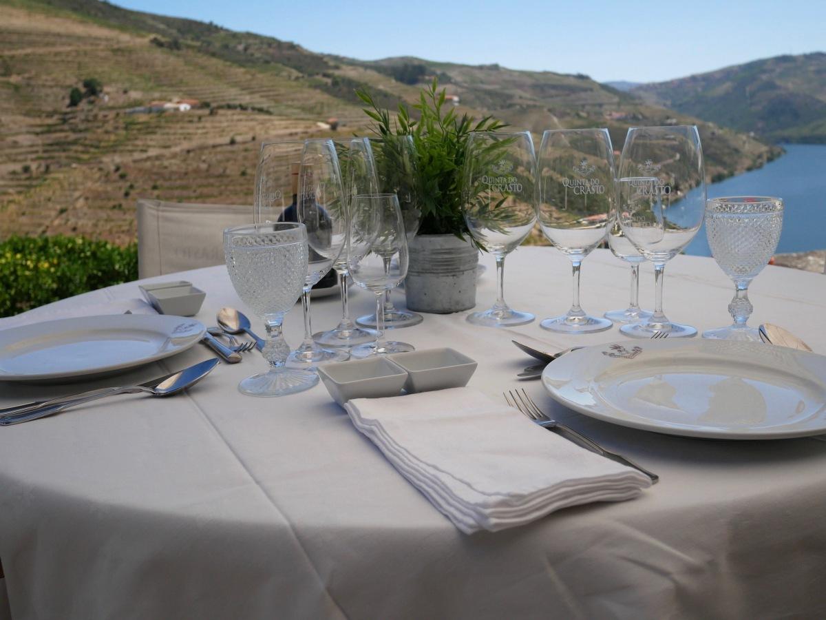 "[Au coeur de la vallée du Douro] La Quinta do Crasto ""MMMM""."